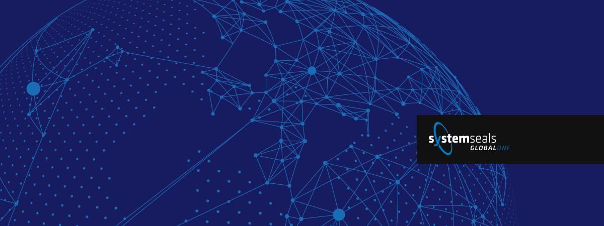Global One Logo Banner